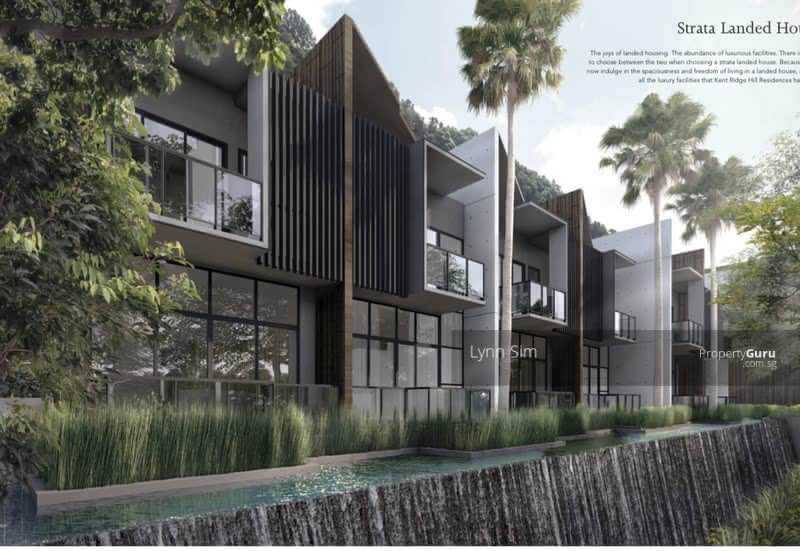 Only 8 Units Left*Cluster House*Buona Vista #130311409