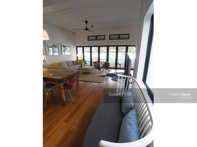 For Rent - Tiong Bahru Utterly Renovated Tucked Away 2 Bed Top Floor