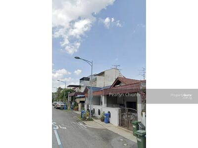 For Sale - Single-storey Freehold Inter-terrace @ Casuarina Road