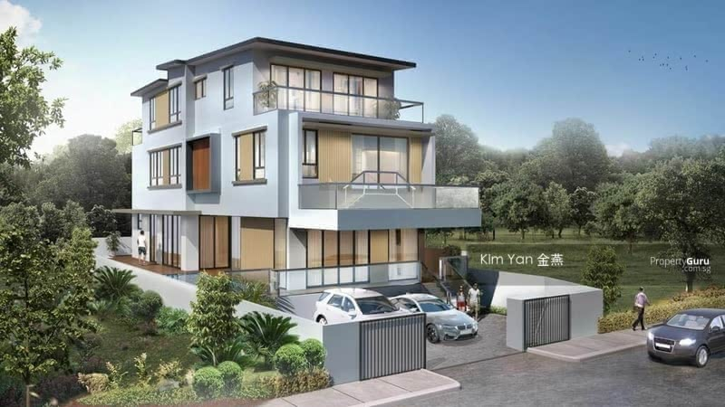 A stunning Masterpiece! Brand New/Freehold Bungalow with Lift & Swimming Pool, 5 bedrooms ensuite #130333225