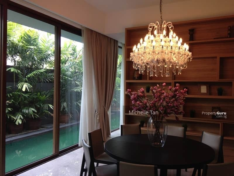 Modern landed with elegant design and excellent finishes, Swimming Pool & Lift, for Multi-Generation #130344969