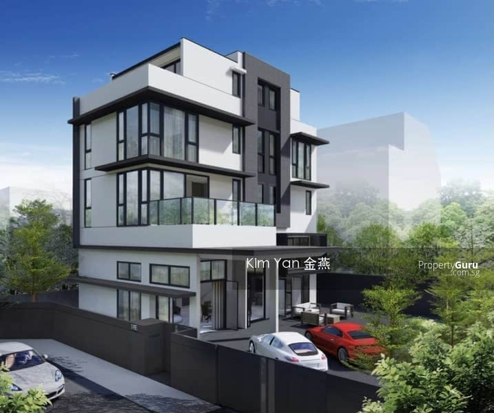 Brand New & Freehold Bungalow with Lift & Basement, 6 Bedrooms Ensuite, Kovan MRT &Heartland Mall #130358047