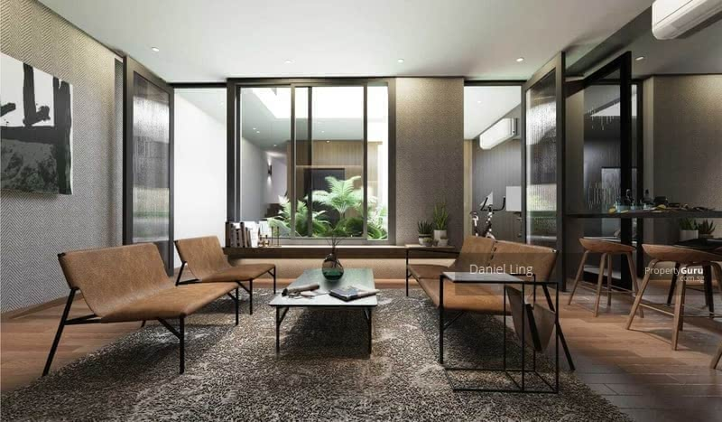 Luxurious Brand New Bungalow within 1Km to ACS(P) & CHIJ(TP), Lift, Pool & EV Charging Point @ Dyson #130362819