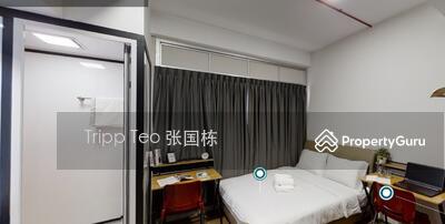 For Rent - ❤STUDIO Co-Live/Student Hostel@LUTHERAN (Farrer Road/Botanic Garden Precinct)
