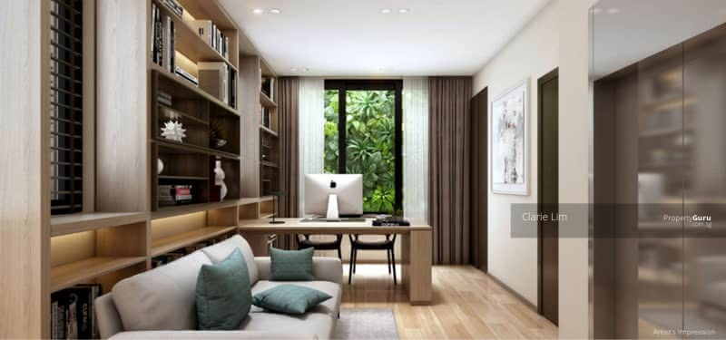 Rare High Ceiling Spacious Cluster Housing in Kovan/Hougang! Brand new, TOP in mid 2022! #130409415