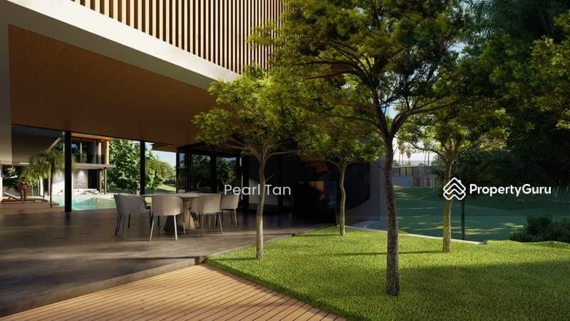 ❤️❤️LIKE NEW MODERN GCB By RENOWNED ARCHITCT, POOL/ BASEMENT, WALK TO BOTANIC MRT 豪华优质洋房 ☎️91890081 #130437551