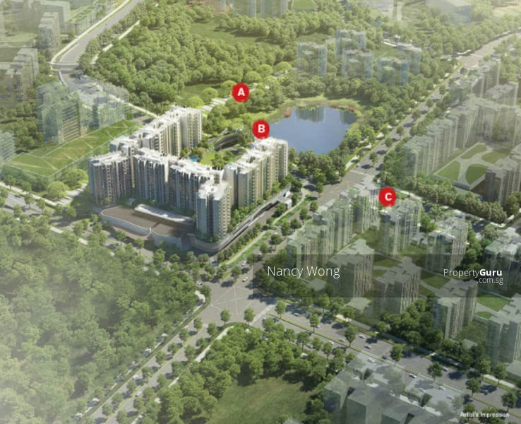 The Woodleigh Residences #130447427