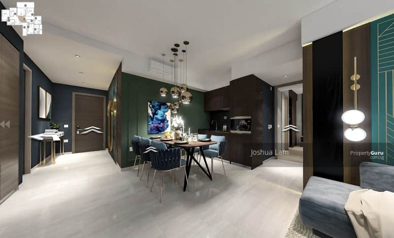 Kindly contact Joshua Lam @ 90404808 for more information or sales gallery visit & presentation