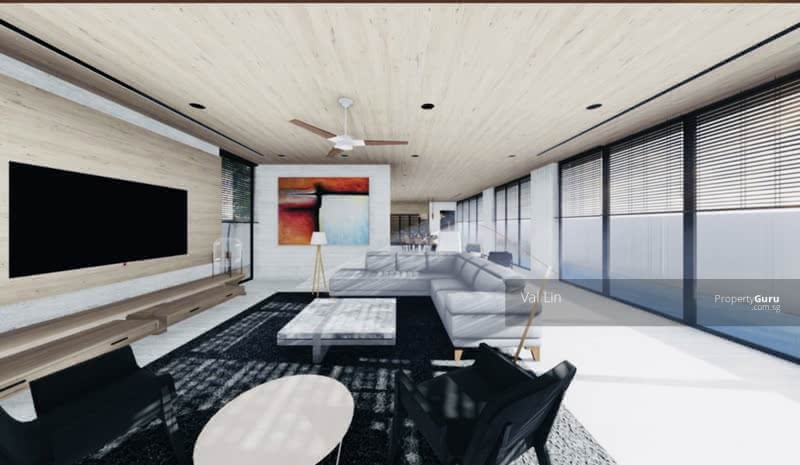 Novena Jalan Merlimau Chancery ★ Luxurious Brand New 2.5-Sty Detached ★ Walk to Novena Sq & MRT #130463723