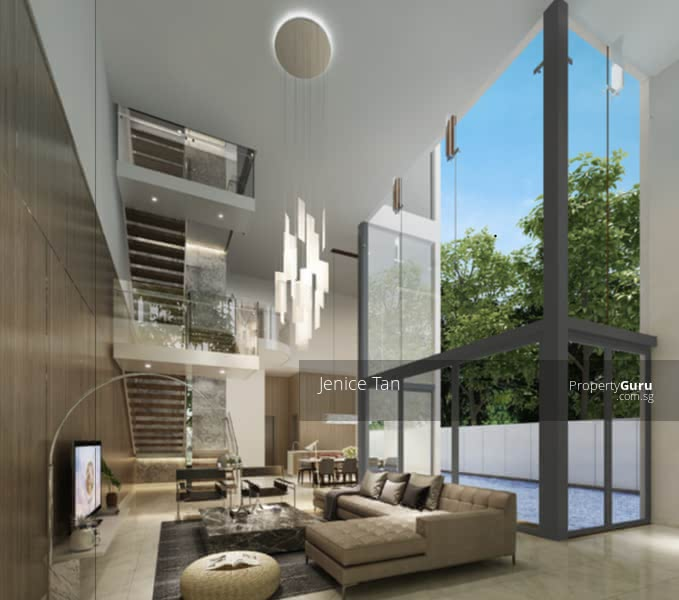 For Sale - EASTERN GEM BRAND NEW Semi Detached at $6. xM only! GREAT LAYOUT! 10 mins walk to FUTURE MRT!
