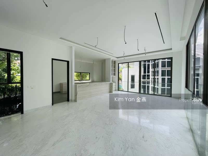 For Sale - Brand New Bungalow, Lift & Swimming pool, Basement with nature light/ventilation for entertainment