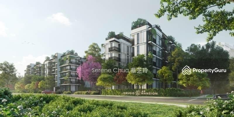 Jervois Mansion #130763013