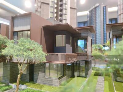 For Sale - Award winning rare strata corner terrace