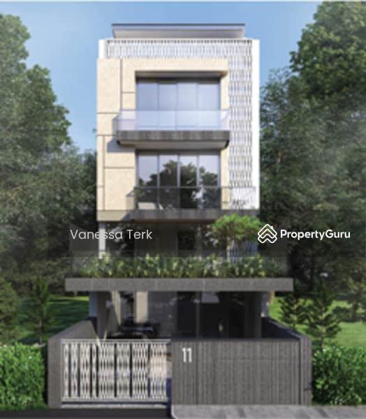 3.5 Storey Intermediate Terrace with Mezzanine, Attic and Lift at Jalan Kayu Manis #130829417