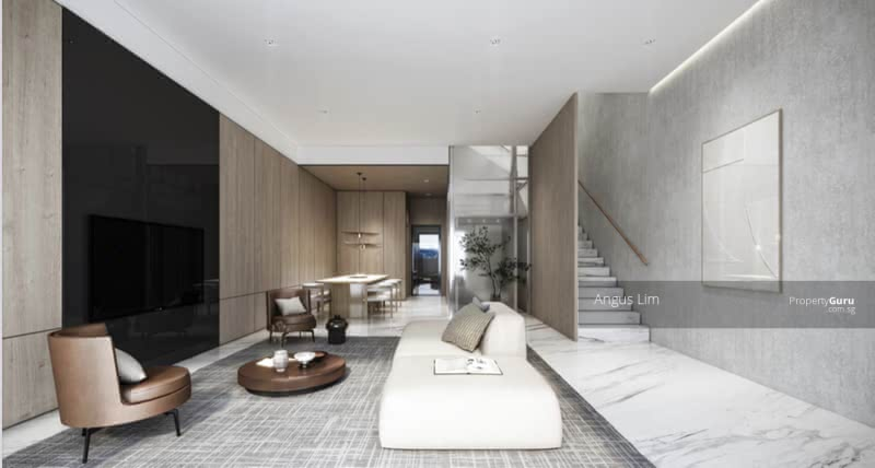 Brand New Massive 3 Storey + Attic Inter Terrace Suitable For Multi Gen TOP 2022 #130834683