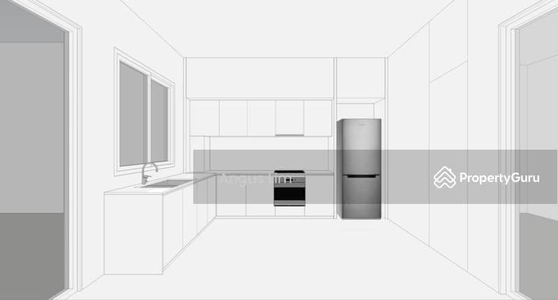 Brand New Massive 3 Storey + Attic Inter Terrace Suitable For Multi Gen TOP 2022 #130834687