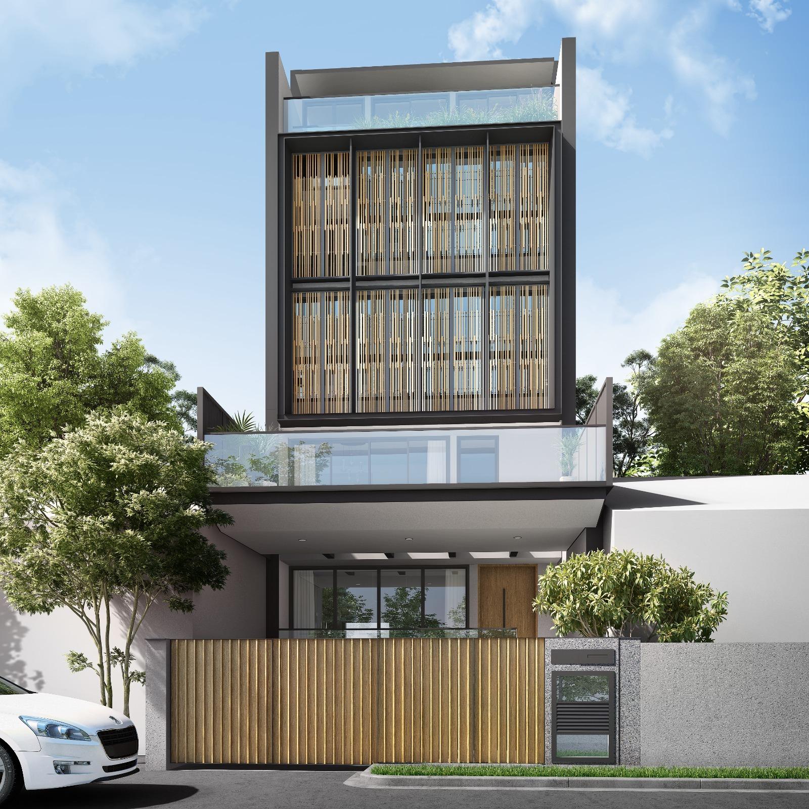 Fantastic South Facing Plot Suits Rebuild to a 5 Storey Terrace? Call David 81394988 Now! #130873077