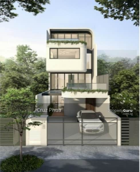 For Sale - ⭐Wow New Built with Private Lift @ Jalan Chengam⭐