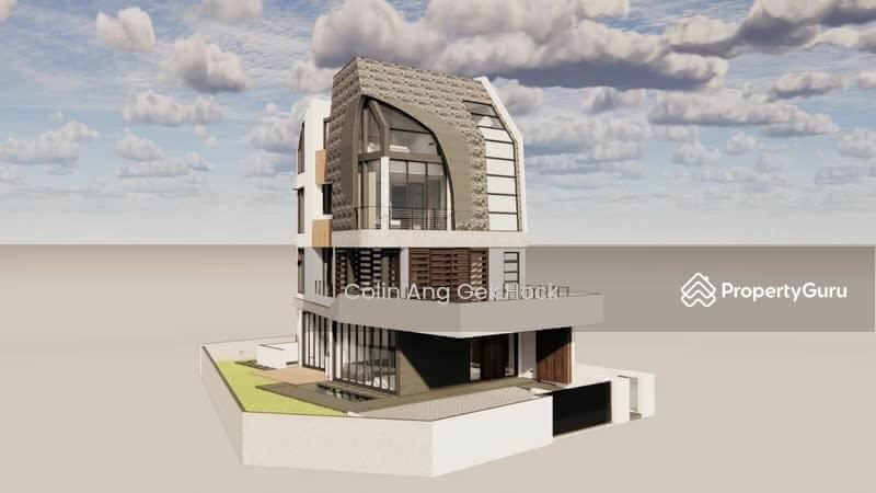 Brand New Corner Terrace @ Lorong Stangee #130917173