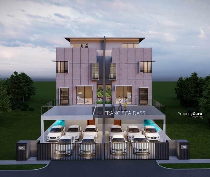 For Sale - D 13  Brand New! Freehold! 3 storey Semi Detached