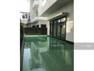For Rent - Meyer Bungalow w pool, attic and basement
