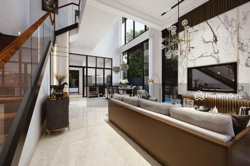 For Sale - Brand New Luxury Semi-D near Bayshore MRT