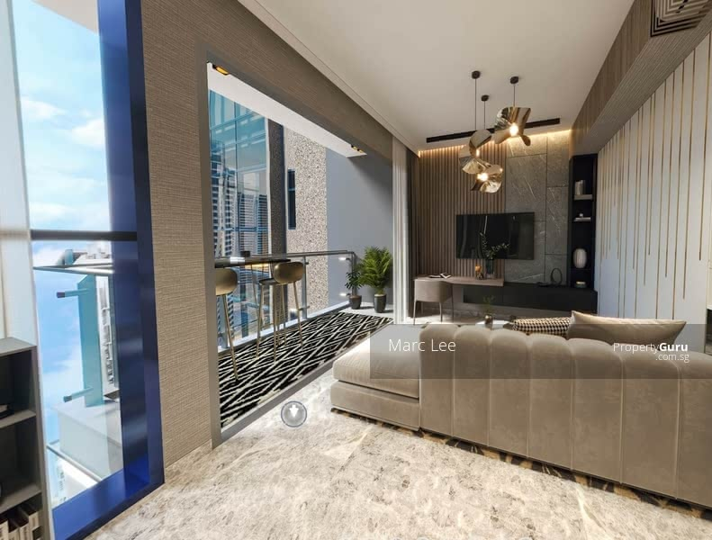 For Sale - Freehold   Exclusive Development   New Condo @ Farrer Road