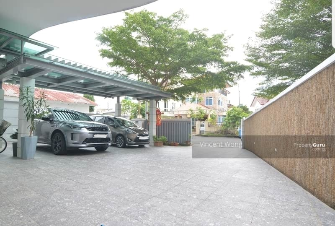 For Sale - Lorong Tanggam 3. 5 Storey Detached