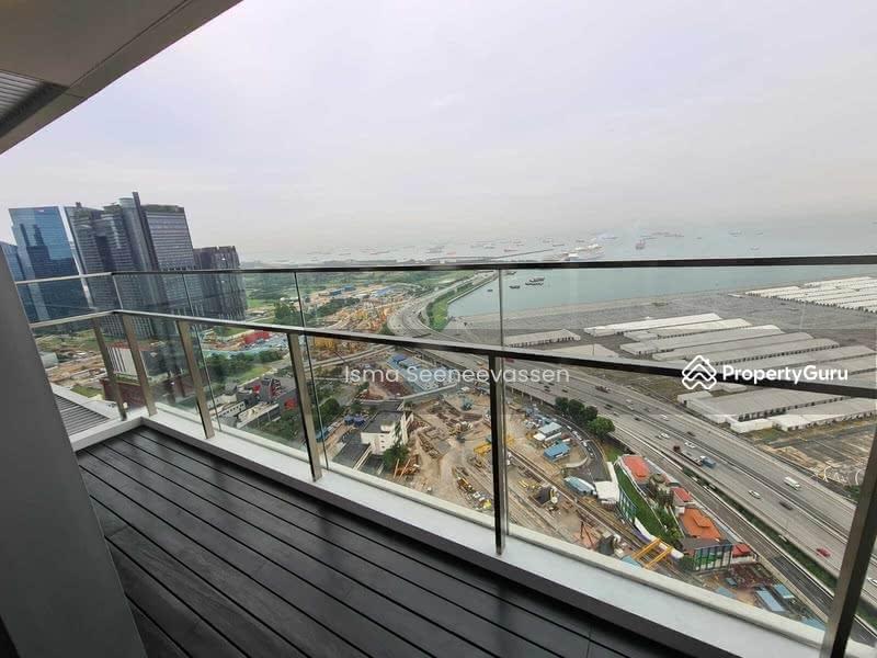 For Rent - * Fantastic Full Seaview * High Floor * Eon Shenton *