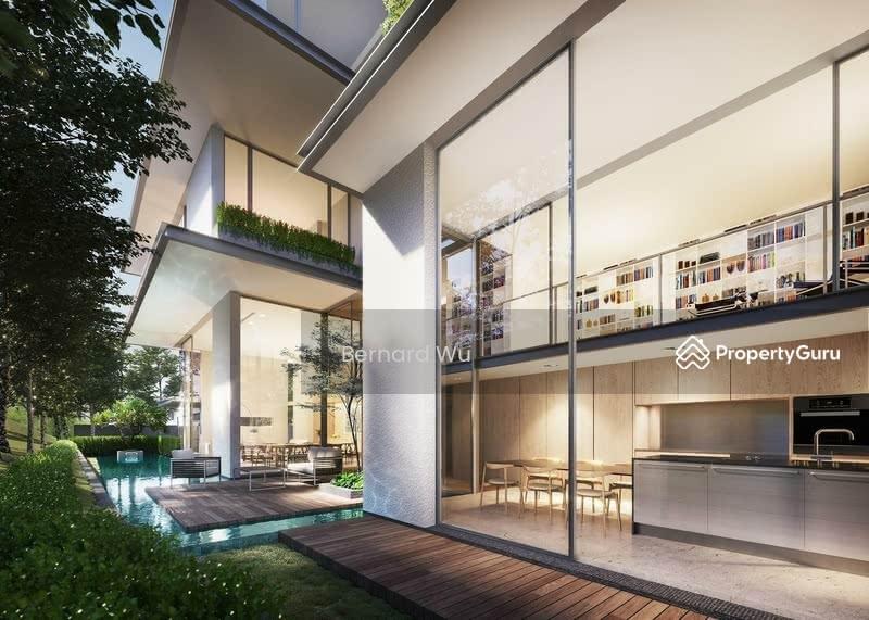 Brand New With Lush Greenery View at Holland/ Moonbeam View / Henry Park (Call Bernard Wu 93893139) #131110633