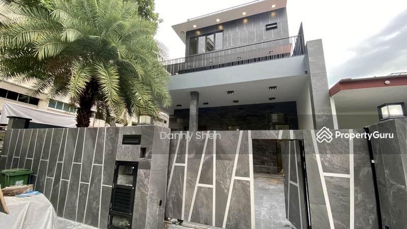 Bungalow-like Living @ Corner Terrace Price! Brand New 3.5 Storey Freehold Corner Terrace for Sale #131152441
