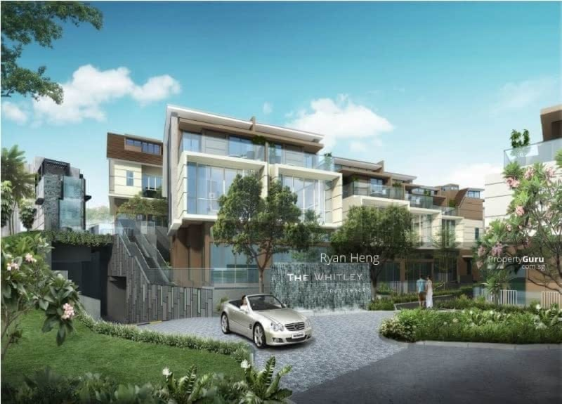 The Whitley Residences #131152937