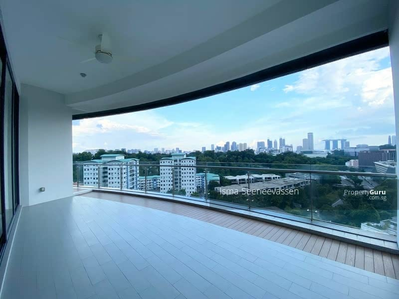 For Rent - What a Stunner! !! Unblocked Panoramic Views of the City. Emerald Hill. A Unit Not To Be Missed.