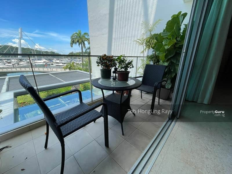 For Rent - Rare Unit I Best view I Facing waterway I Windy and Bright