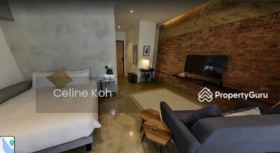 For Rent - Hong Kong Street 2 Bedroom Clarke Quay