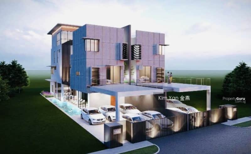 A Pair of Freehold Semi-D/Brand New/luxury/Pool/Lift/7 Ensuite Bedrooms/Dry & Wet Kitchen/park 5car #131350651