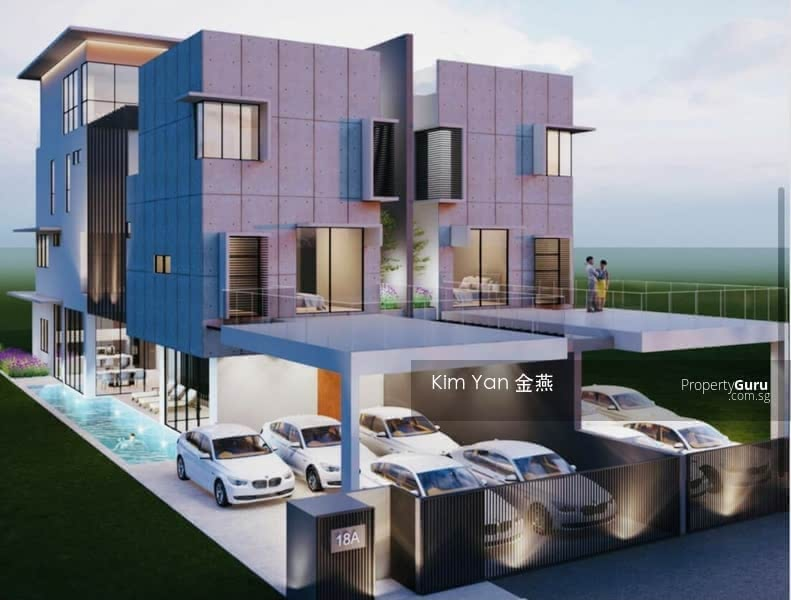 A Pair of Freehold Semi-D/Brand New/luxury/Pool/Lift/7 Ensuite Bedrooms/Dry & Wet Kitchen/park 5car #131350671