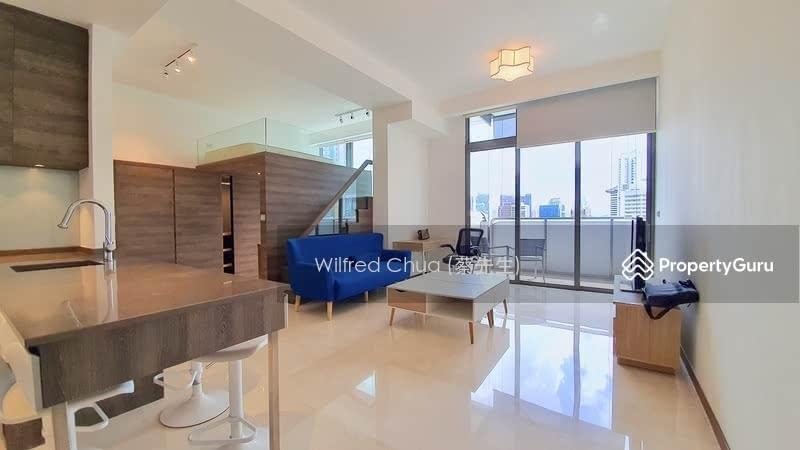 Orchard Road Stylish 1 Bedroom Loft #131376887