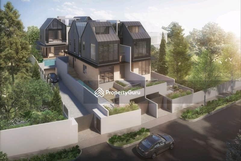 MUST sell Brand new freehold designer villas #131990077