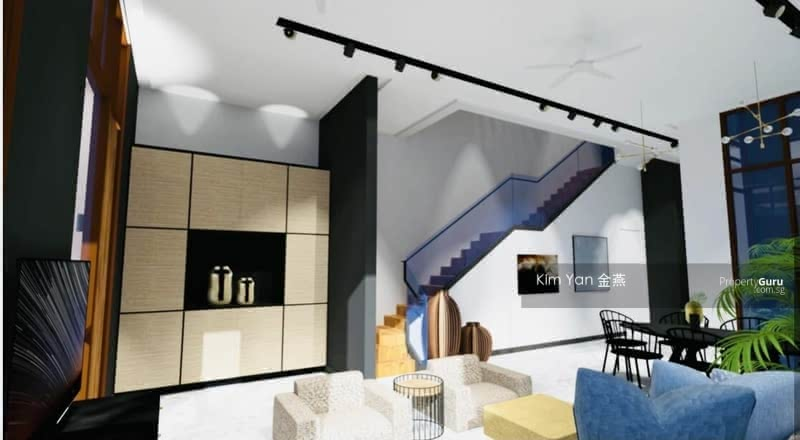 Brand New, Lift & Swimming Pool, Living/Dining with Marble floor/high Ceiling, Walk to Tavistock MRT #131425999