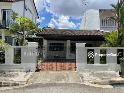 For Rent - Charming single storey semi detached In Jalan Jarak for immediate occupation