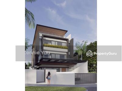 For Sale - Paragon Terrace House. Rebuilt to your dream home! Unbeatable address!