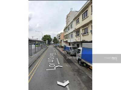For Sale - Lorong 4 Geylang 3 sty + attic Commercial Institutional No ABSD at S$950PSF concrete floor all level
