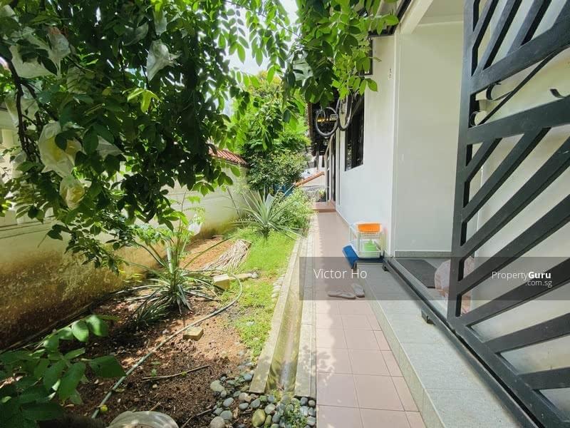 For Sale - Rare Huge Corner Terrace at Kovan for Sale!
