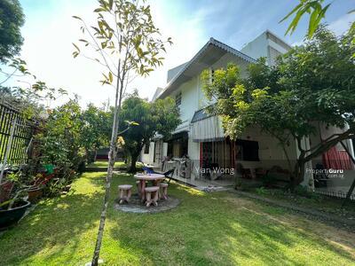 For Sale - D14⭐️Corner Terrace Land⭐️Walk to MRT Kembangan
