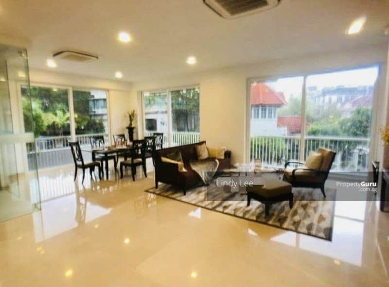 For Rent - New Modern Landed near Braddell Height for Rent with Pool and lift Call Lindy 98881919 now!