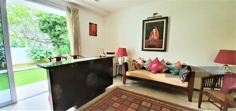 For Sale - Feels like Bungalow! Balinese Style Corner Semi Detached located in Frankel Estate