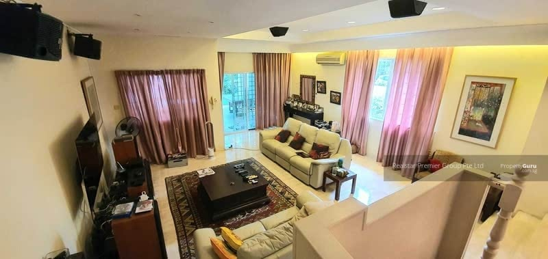 For Sale - Tranquil Residential Street in District 16 - Beautiful Semi Detached below $6M