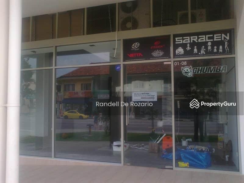 Changi Road #4667379