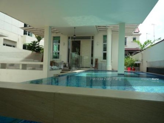 Bungalow With Swimming Pool Portchester Ave 7 Bedrooms 4500 Sqft Landed Houses Terraced